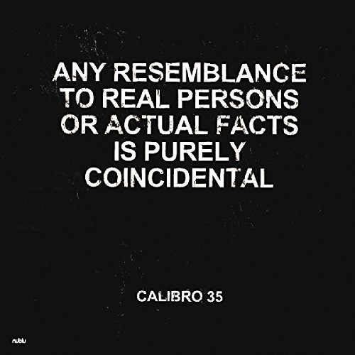 Calibro 35 Any Resemblance To Real Person Digipak