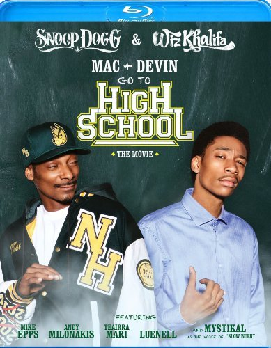Mac & Devin Go To High School Mac & Devin Go To High School Blu Ray Ws Nr