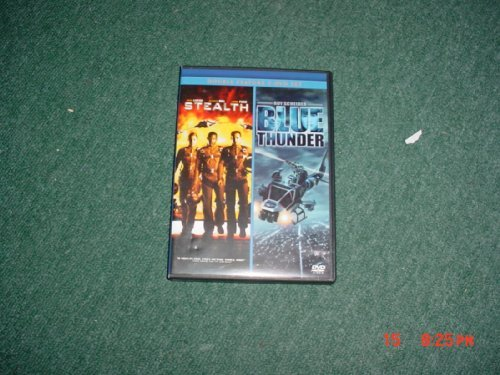 Stealth Blue Thunder Double Feature