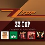 Zz Top Original Album Series 5 CD
