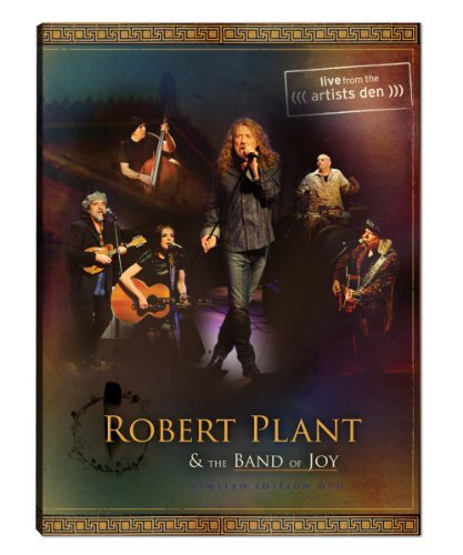 Robert & The Band Of Joy Plant Live From The Artists Den