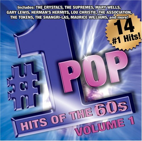 #1 Pop Hits Of The 60s Vol. 1