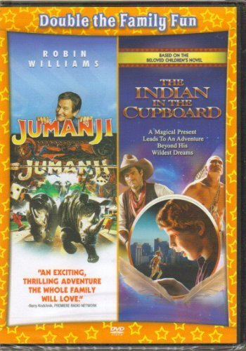 jumanji-indian-in-the-cupboard-double-feature