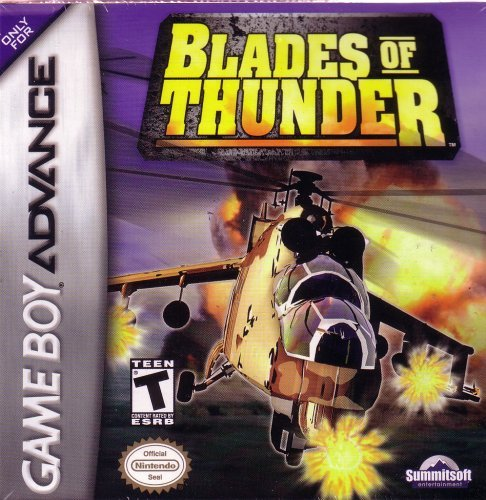 Gba Blades Of Thunder