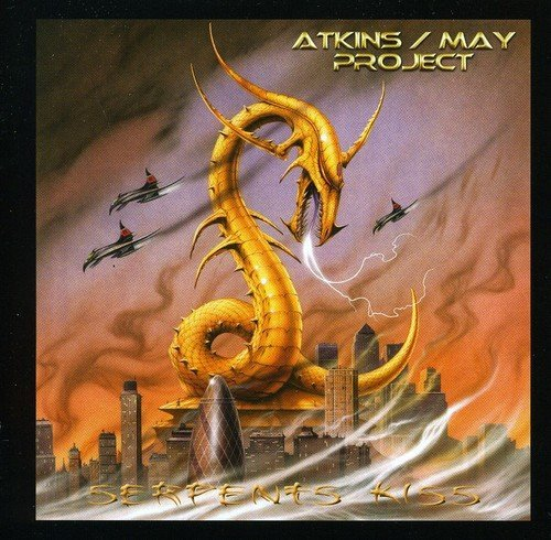 Atkins & May Serpents Kiss
