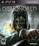 Ps3 Dishonored Bethesda Softworks Inc. M