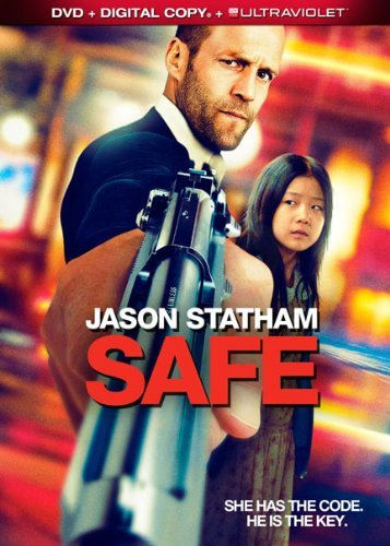 Safe Statham Chan Burke Ws Nr Incl. Dc