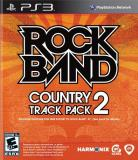 Ps3 Rock Band Country Track Vol. 2