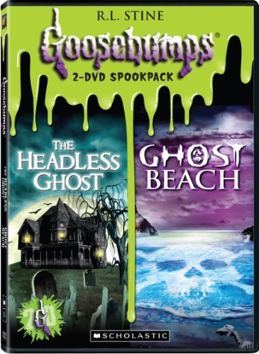 Goosebumps Headless Ghost Ghost Beach DVD Nr