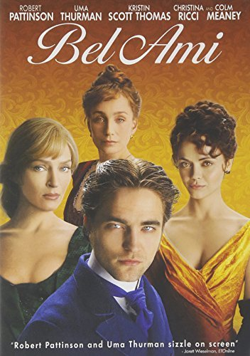 Bel Ami (2012) Pattinson Ricci Thurman Thomas Aws R