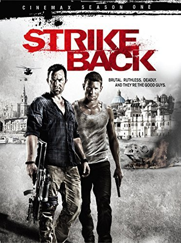 Strike Back Season 1 DVD Nr 4 DVD