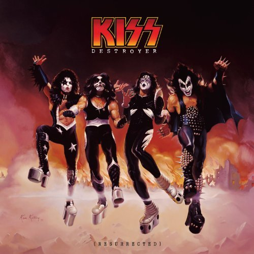Kiss Destroyer Resurrected 180gm Vinyl