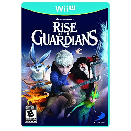 Wiiu Rise Of The Guardians D3 Publisher Of America E10+