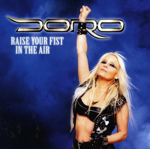 Doro Raise Your Fist In The Air Ep Import Eu