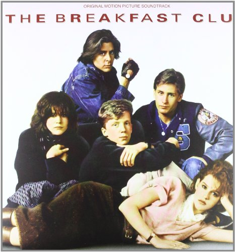 Breakfast Club Soundtrack (white Vinyl) Import Eu