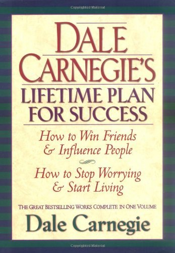Dale Carnegie Lifetime Plan For Success The Gre