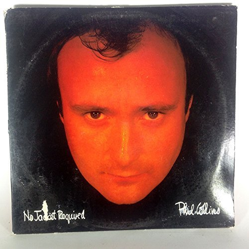 Phil Collins No Jacket Required (81240 1)