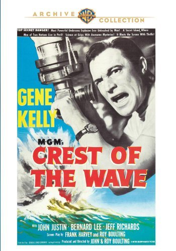 Crest Of The Wave (1954) Kelly Justin Lee DVD Mod This Item Is Made On Demand Could Take 2 3 Weeks For Delivery
