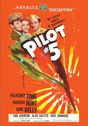 Pilot No. 5 Tone Hunt Kelly DVD Mod This Item Is Made On Demand Could Take 2 3 Weeks For Delivery