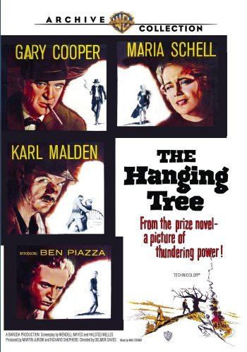 Hanging Tree Cooper Schell Malden DVD Mod This Item Is Made On Demand Could Take 2 3 Weeks For Delivery
