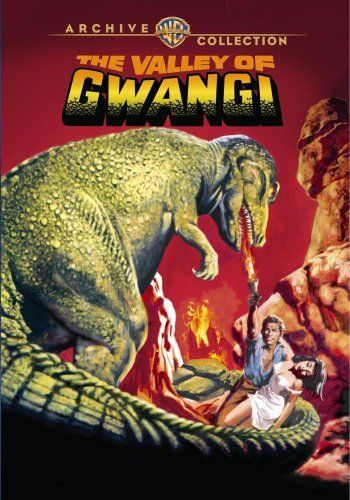 Valley Of Gwangi (1969) Franciscus Golan Carlson DVD R Ws G