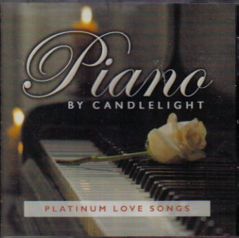 Piano By Candlelight Platinum Love Songs