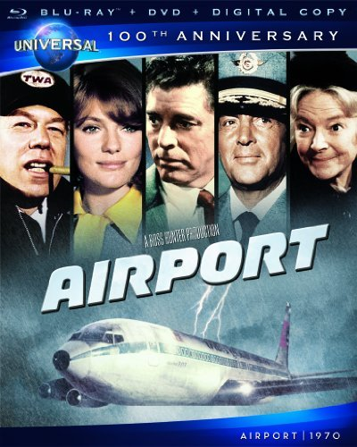 Airport Lancaster Martin Kennedy Blu Ray Ws G Incl. DVD