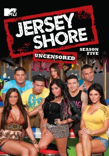 Jersey Shore Season 5 DVD Nr 3 DVD