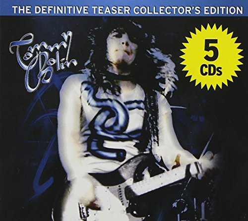 Tommy Bolin Definitive Teaser Collector's 5 CD