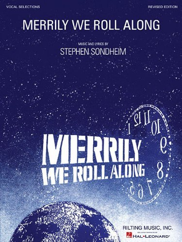 Stephen Sondheim Merrily We Roll Along Vocal Selections Revised