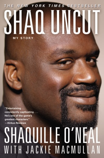 Shaquille O'neal Shaq Uncut My Story