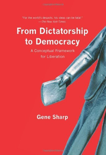 Gene Sharp From Dictatorship To Democracy A Conceptual Framework For Liberation