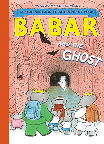 Laurent De Brunhoff Babar And The Ghost