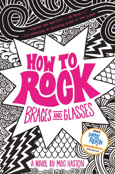 Meg Haston How To Rock Braces And Glasses