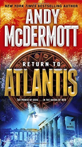 Andy Mcdermott Return To Atlantis