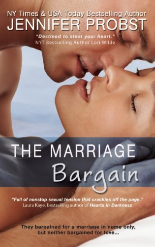 Jennifer Probst The Marriage Bargain