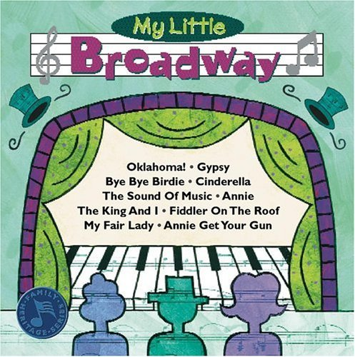 My Little Broadway My Little Broadway Eddy Van Dyke Andrews Mcardle My Little Series