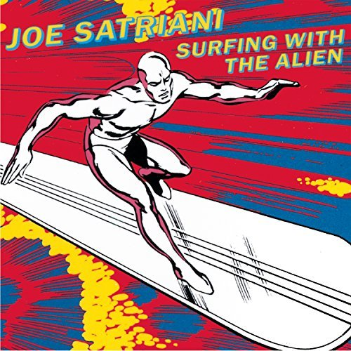 Joe Satriani Surfing With The Alien Remastered