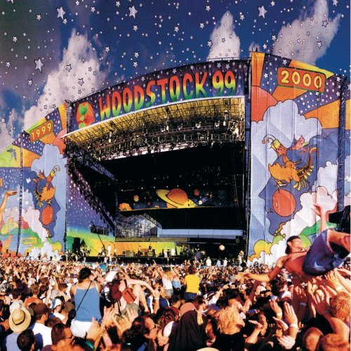 Woodstock '99 Woodstock '99 Explicit Version 2 CD Set