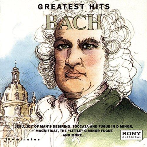 Johann Sebastian Bach/Greatest Hits@Gould/Stern/Zukerman@Various