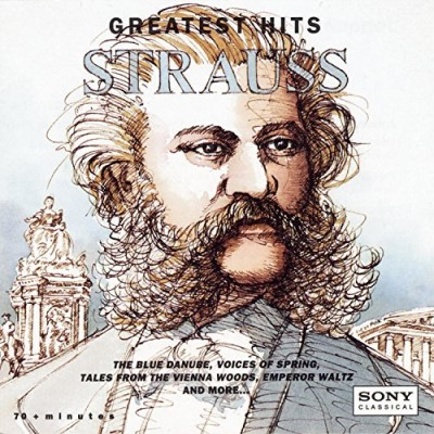J. Strauss Greatest Hits Bernstein & Szell & Ormandy Va