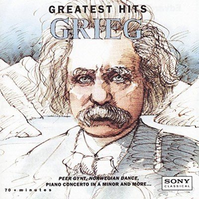 Grieg E. Greatest Hits Perahia*murray (pno) Salonen & Bernstein Various