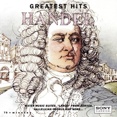 George Frideric Handel Greatest Hits Marsalis*wynton (tpt) Boulez New York Po