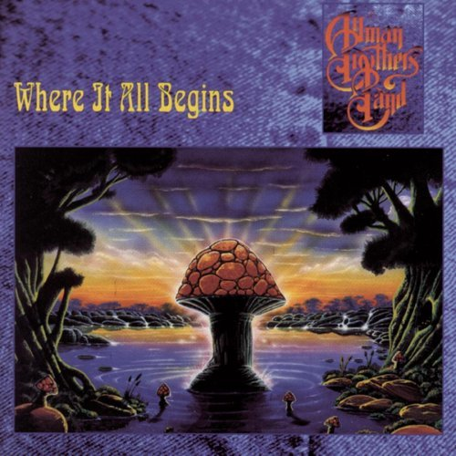 Allman Brothers Band/Where It All Begins