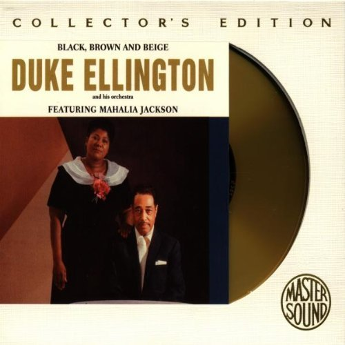 Duke Ellington Black Brown & Beige