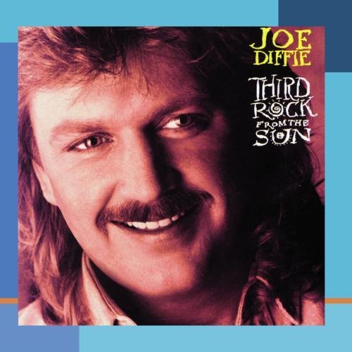 Joe Diffie Third Rock From The Sun CD R