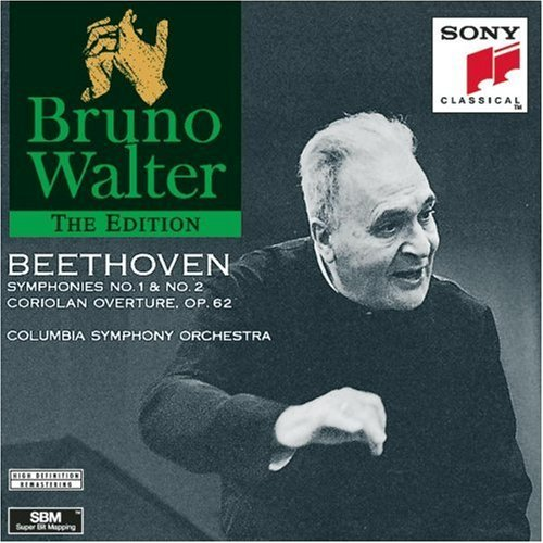 L.V. Beethoven Sym 1 2 Walter Columbia So