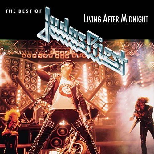 Judas Priest Best Of Living After Midnight