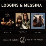 Loggins & Messina Sittin' In Loggins & Messina F 3 CD Set