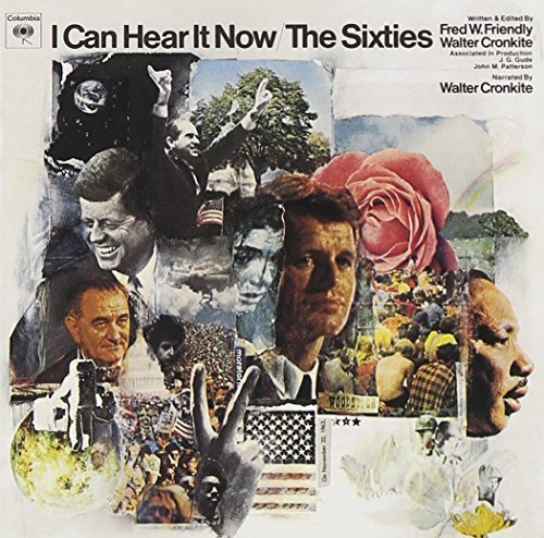 Walter Cronkite I Can Hear It Now Sixties 2 CD Set